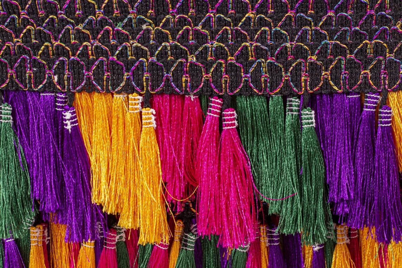Bullion Fringes - Romy Lace - Best Lace Manufacturer in Surat, India