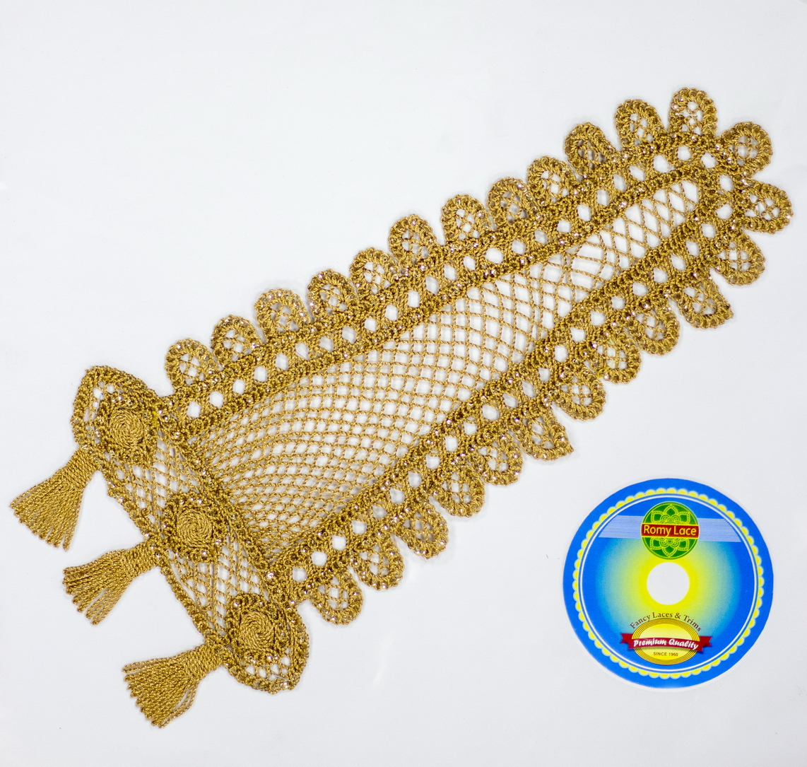 Patches - Romy Lace - Best Lace Manufacturer in Surat, India